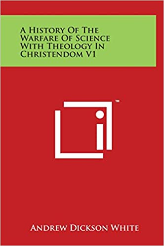 Download online A History Of The Warfare Of Science With Theology In Christendom V1 PDF, azw (Kindle)