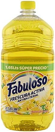 Fabuloso Limpiador Líquido Refreshing Lemon 1.65 L
