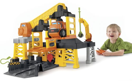 fisher price construction - 3