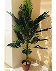 Artificial tree with Plastic Bowel