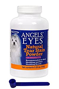 150 grams Angels Eyes NATURAL CHICKEN Tear Stain Eliminator-Remover + FREE Scoop