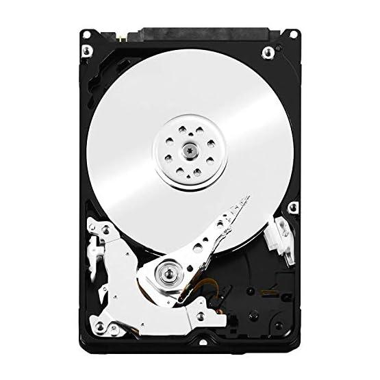 """WD Red 1TB NAS Internal Hard Drive - 5400 RPM Class, SATA 6 Gb/s, CMR, 16 MB Cache, 2.5"""" - WD10JFCX 41V HujP2jL. SS555"""