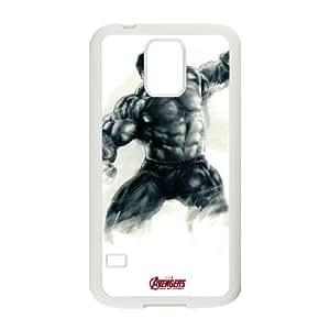 Hulk Samsung Galaxy S5 Cell Phone Case White MSY199953AEW