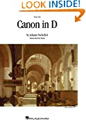 Canon in D - Piano or Organ Solo (Sheet Music)