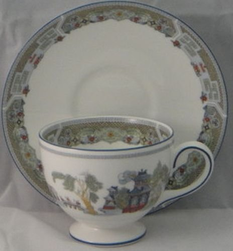 Wedgwood Chinese Legend Cup & Saucer