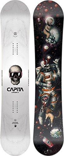 (Capita Scott Stevens Pro Snowboard Mens Sz)