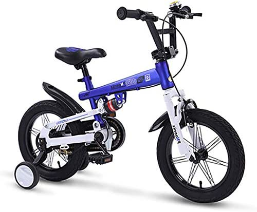 AI-QX 14-18 Pulgadas Bicicleta Infantil Estudio Aprendizaje Montar ...