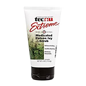 Tecnu Extreme Medicated Poison Ivy Scrub (4 oz)