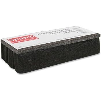 Amazon.com : Sparco SPR1 Chalkboard Eraser, All-Felt