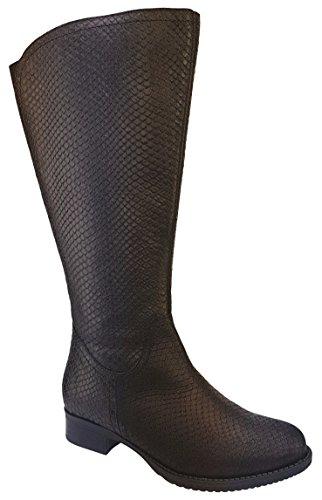 Femme 40 XL mollets Bottes JJ Cuir nbsp;cm Footwear flensbourg nbsp; 4 5BnwTq