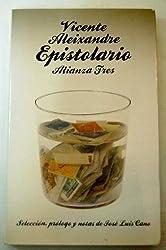Epistolario (Alianza tres) (Spanish Edition)