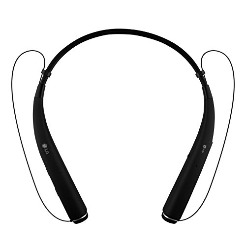 LG TONE PRO HBS-780 Wireless Stereo Headset - Black (Certified - Bluetooth Pro