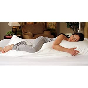 "20""x 60"" Body Pillow - Extra Large - Recommended for People 5'10"" and Taller - Exclusively by Blowout Bedding RN# 142035"