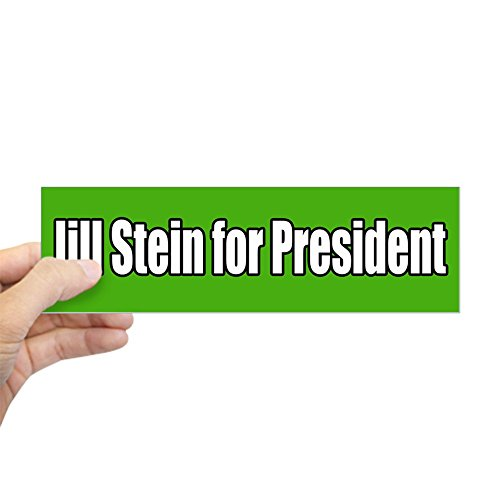 CafePress President Sticker Bumper Rectangle
