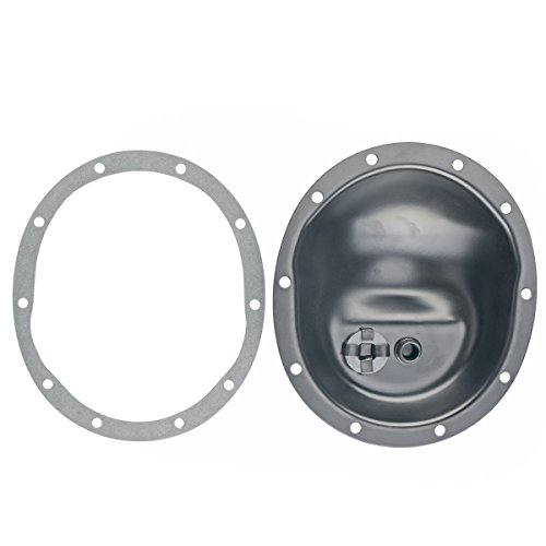 A-Premium Rear Differential Cover for Jeep Grand Cherokee 1999-2004 Wrangler 2002-2006 Cherokee 2001 ()