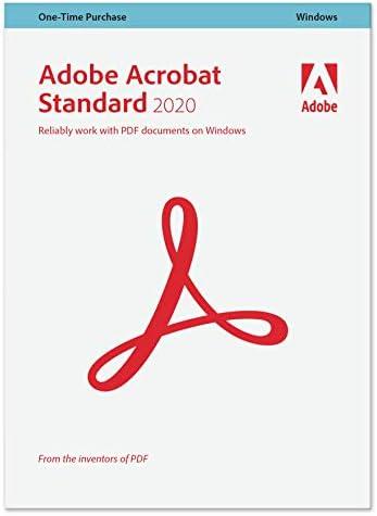 Adobe Acrobat Customary 2020 [PC Online code]
