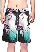 Wahom Spider-Gwen - Pantalones cortos de playa para niños