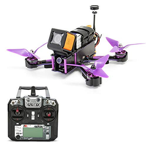 New Year ONLY Eachine Wizard X220S FPV Racing RC Drone F4 40CH 30A BLHeli_S 800TVL Flysky FS-i6X RTF - Mode 2 (Left Hand Throttle)