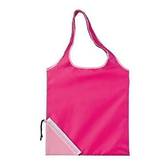 Foldable Shopping Grocery Bag Lightweight Nylon Tote Carry Shouder ...