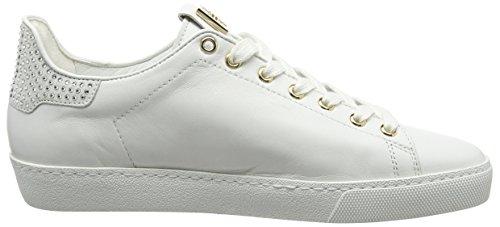 Zapatillas gl H Mujer Blanco 4 para 0200 Weiss 10 0350 wXqadpqv
