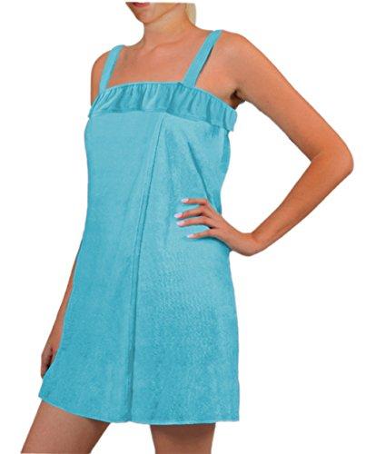 Blue Star Clothing Women's Adjustable Shower Bath Towel ...