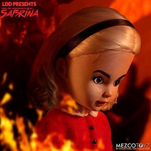 Mezco Toyz Chilling Adventures of SABRINA Doll Living Dead Dolls