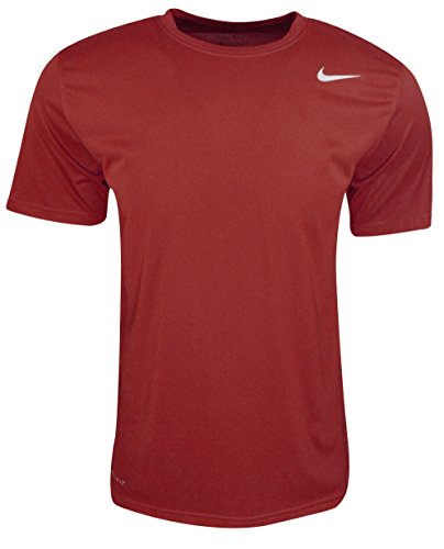 Nike Legend 2.0 T-Shirt Team Red/Black/Matte Silver Size Extra Large