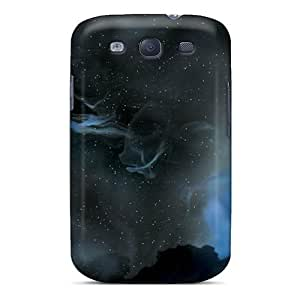 Top Quality Cases Covers For Galaxy S3 Cases With Nice Cloudy Space Appearance
