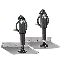 "Lenco 15007-101 Trim Tab Kit, 12"" x 12"" 12V, Standard Mount"