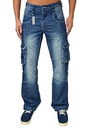 Eto Jeans Designer Herren Denim Hose Reguläre Passform