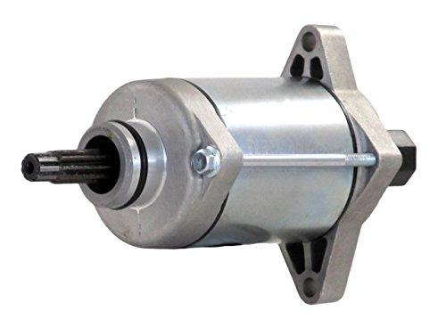 NEW STARTER FITS HONDA 420 TRX420TM FOURTRAX RANCHER 420cc ENGINE 2007-2013 31200-HP5-601 SM18 31200HP5601 31200HR0F01 31200HP5-601 ()