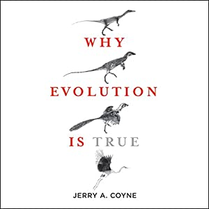 Why Evolution Is True Audiobook