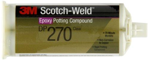 3m-scotch-weld-epoxy-potting-compound-dp270-clear-169-fl-oz-pack-of-1