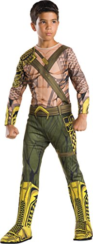 Rubie's Costume Batman v Superman: Dawn of Justice Aquaman Child Value Costume, Small]()