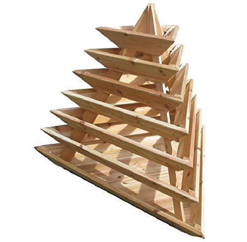 Pyramid Raised Garden ()
