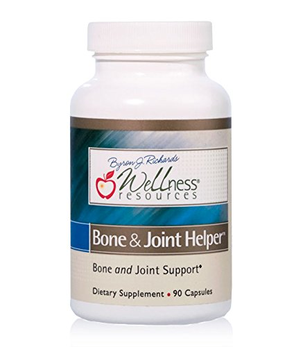 Bone & Joint Helper with MenaQ7 Vitamin K2, CalZBone, 5-Loxin, FruiteX-B, Vitamin D3