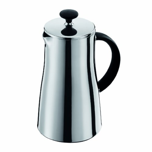 Bodum Arabica Thermal Stainless Steel 8 Cup Coffee Press, 34-Ounce by Bodum