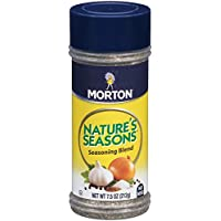 Morton's Nature's Seasons Seasoning Blend, 7.5 Ounce (Pack of 12)