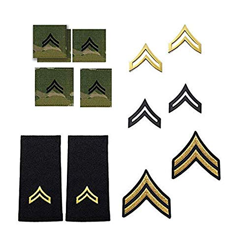 (US Army Corporal Rank Bundle)