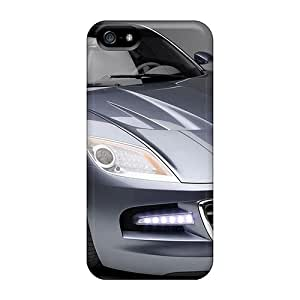 Awesome Chrysler Firepower Concept Flip Case With Fashion Design For Iphone 5/5s