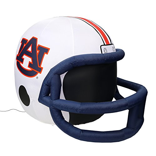 Fabrique Innovations NCAA  Inflatable Lawn Helmet, Auburn Tigers