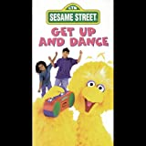 Sesame Street - Get Up and Dance [VHS]