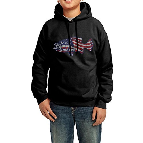 Fishing Kids Sweatshirt - 1