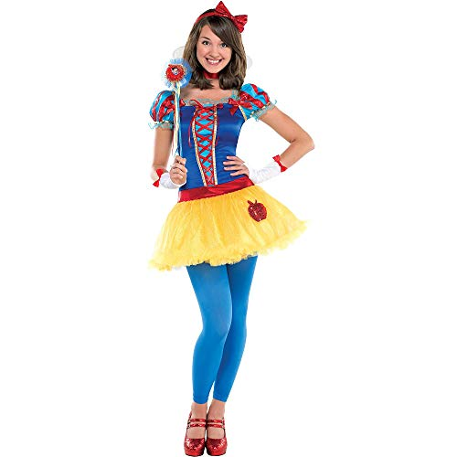 Costumes USA Snow White Costume for Teen Girls,