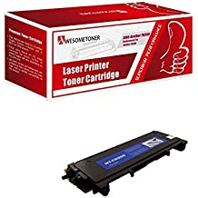 Awesometoner Generic Compatible Toner TN-350 2,500 Pages Replacement for Brother Black