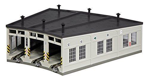 Kato 23-240 N 3-Stall Roundhouse by Kato