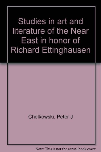 Studies in art and literature of the Near East in honor of Richard Ettinghausen
