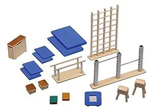 Erweiterungsset für Mini-Turnhalle Set