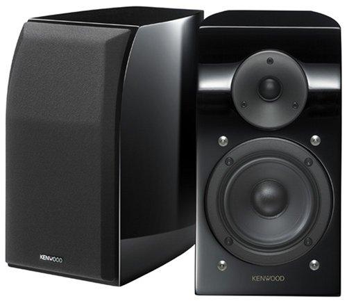 ケンウッド スピーカーシステム (ピアノブラック) LS-K1000-B B0018A0E2A