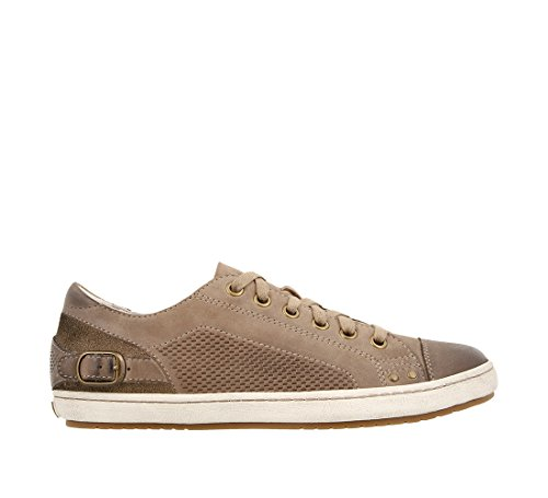 Taos Women's Capitol Taupe Oiled 8 B (M) US by Taos Footwear (Image #3)